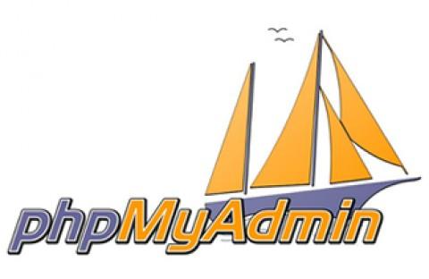 使用phpMyAdmin手动备份和恢复MySQL数据库
