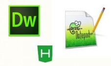 简单好用的 Html 代码编辑器推荐